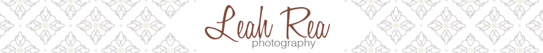 Leah Rea Photography logo